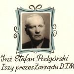 007_1946_Stefan Podgorski_pierwszy prezes DTM