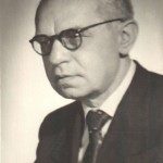 Ks. prof. Hieronim Feicht  pierwszy rektor PWSM we Wrocławiu działacz DTM