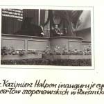 032_1957_Halpon inauguruje konc. w Dusznikach