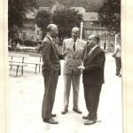 045_1961_Kazimierz Halpon i dyrekcja w Dusznikach