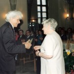 084aa_1996_jublieusz_Anna Zipser, Eugeniusz Sasiadek